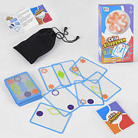 "Настольная игра ""Свіш візерунки"" UKB-B 0037-2 ""Fun Game"" 42 карты"