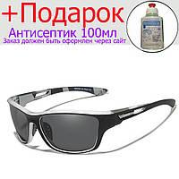 Стильные очки солнцезащитные White Black White Black