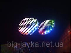 Светодиодный вентилятор на ПК  Разноцветный