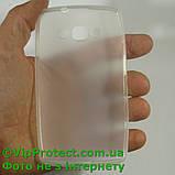 LG_X145_L60, білий чохол силіконовий, фото 3