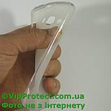 LG_X145_L60, білий чохол силіконовий, фото 6