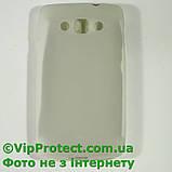 LG_X145_L60, білий чохол силіконовий, фото 7