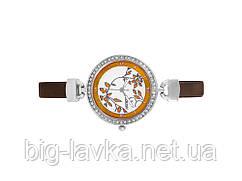 Женские наручные часы со стразами Fashion 2011  Золотой