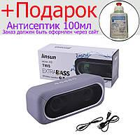 Портативная Bluetooth колонка K8 c функцией speakerphone радио Черный
