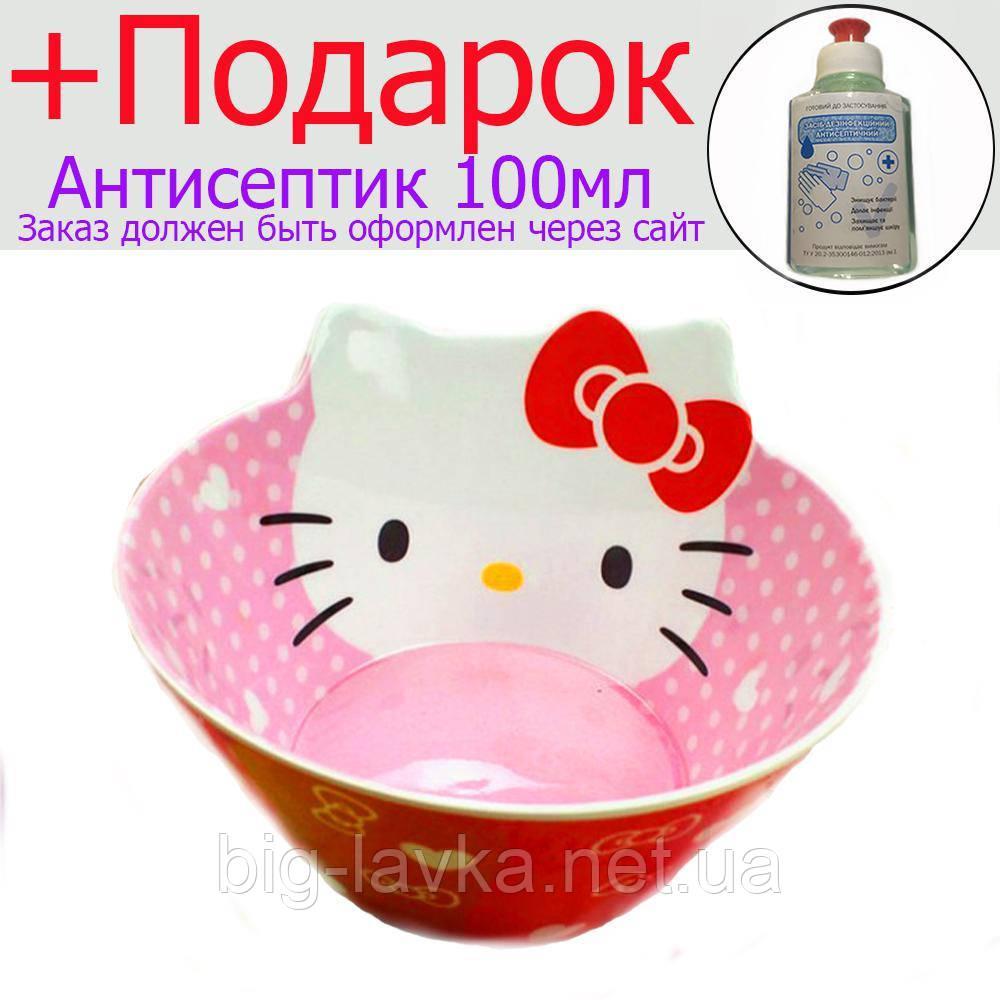 Детская тарелка Arri Hello Kitty