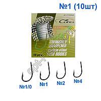 Крючок Cobra carp kayo heary (10шт) C1104 №1 *