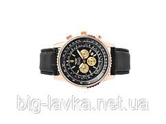 Мужские наручные часы Breitling 5074T  Черный