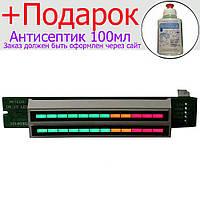 Индикатор уровня сигнала для усилителя стерео модуль 12 сегментов, 2 канала