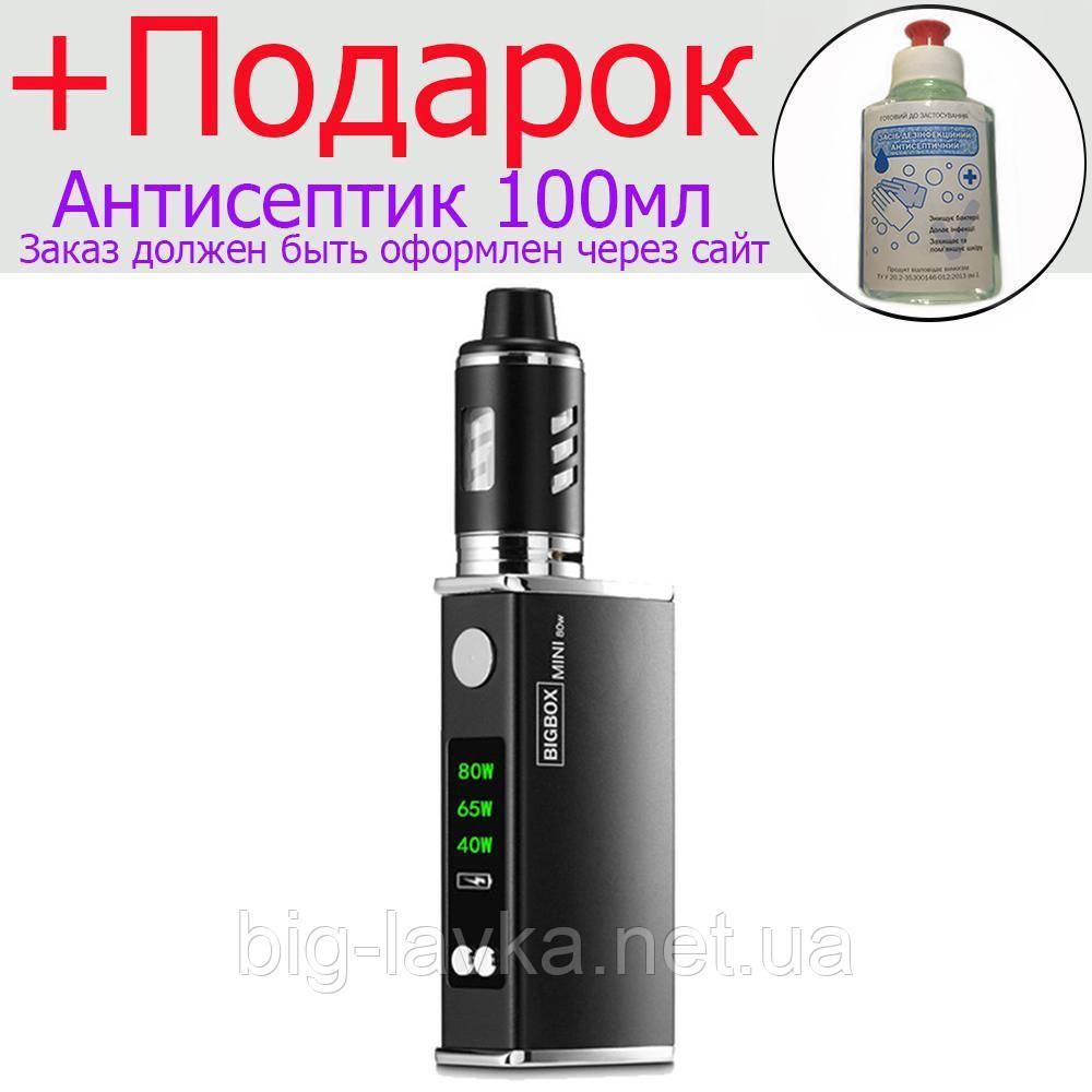 BigBox стильная электронная сигарета 80 Вт  Черный