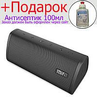 Мини Bluetooth колонка Mifa A10 С аккумулятором Черный