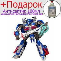 Большой робот-трансформер Грузовик Тягач