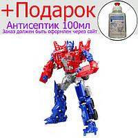 Большой робот-трансформер Грузовик