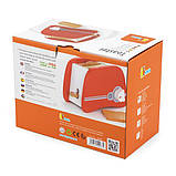 Игрушечный тостер Viga Toys из дерева (50233VG), фото 3