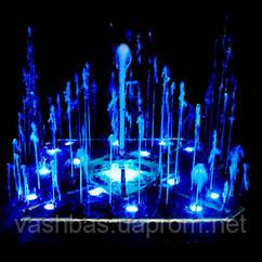 Aquaviva Фонтан музыкальный AquaViva квадратный 1,5х1,5 метра