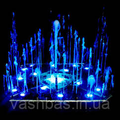 Aquaviva музичний Фонтан AquaViva квадратний 1,5х1,5 метра