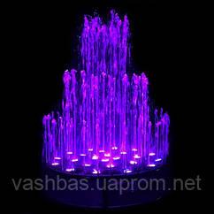 Aquaviva Фонтан музыкальный AquaViva круглый 1,5 метр , 62 форсунки