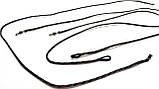Лидкор LeadCore проклеенный с петлями и вертлюгом , длина 55 см, фото 3
