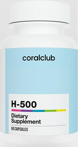 H-500 (60капс)