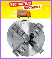 4-кулачковый патрон 4BPS200D1-4 для станка Holzmann ED1000N D1-4