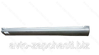 Порог MERCEDES SPRINTER (95-06 г.) сдвижной двери (пр-во Polcar) (506242-4) Мерседесс  Спринтер95-06