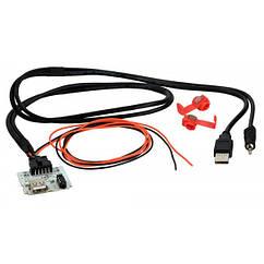 Адаптер для штатных USB/AUX-разъемов ACV Hyundai i20 2014+ (44-1140-006)