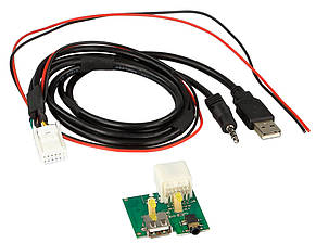 Адаптер для штатных USB/AUX-разъемов ACV KIA Ceed (44-1180-003)