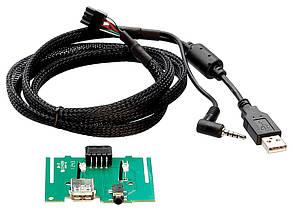 Адаптер для штатных USB/AUX-разъемов ACV KIA Rio, Soul (44-1180-004)