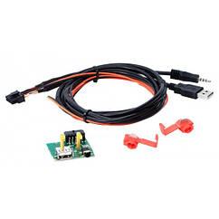 Адаптер для штатных USB/AUX-разъемов ACV SsangYong Actyon, Rexton (44-1275-003)