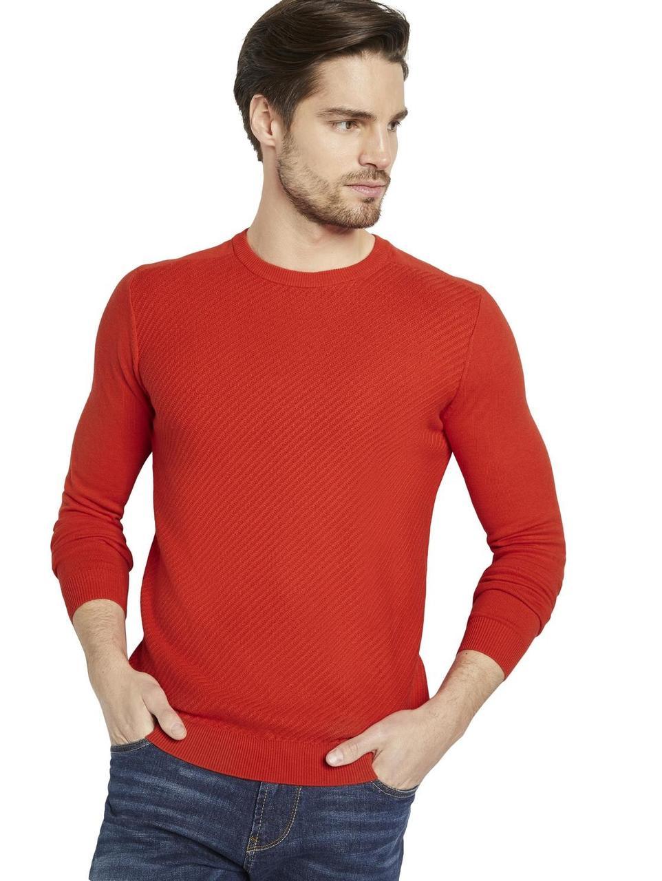 Джемпер Tom Tailor 1013161 XL Красный