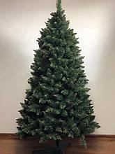 Елка Сказка Премиум ПВХ от 1,5 до 2,5м искусственная пышная зеленая ель ёлка 1.8
