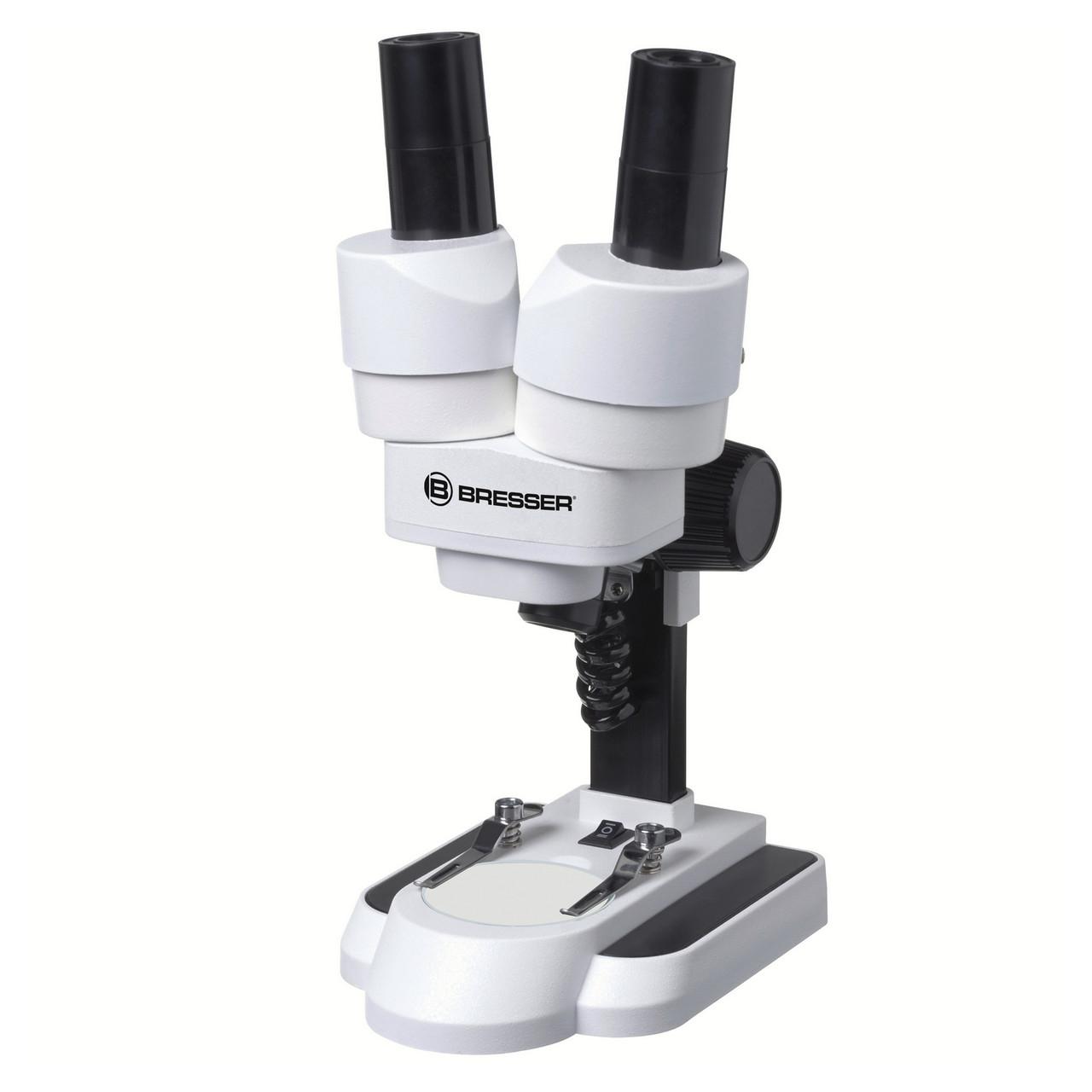 Микроскоп Bresser Junior Stereo 20х-50x