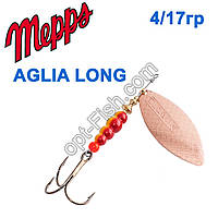 Блешня Mepps Aglia long miedzianna-cooper 4/17g