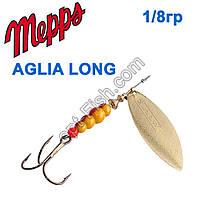 Блешня Mepps Aglia long zota-gold 4/17g