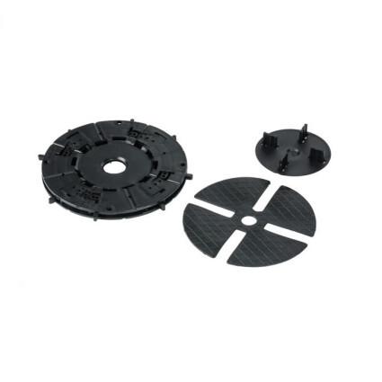 Aquaviva Крестообразная накладка для изменения ширины шва 10 мм