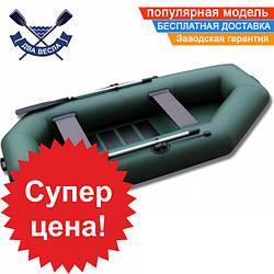 Надувная лодка SportBoat C 270 LS CAYMAN с настилом слань-коврик двухместная
