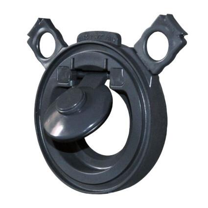 Effast Обратный клапан Effast межфланцевый d125 мм
