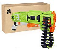 Бластер Нерф зомби страйк Рипчейн Комбат Nerf Zombie Ripchain Combat Blaster, фото 3