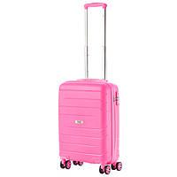 Чемодан TravelZ Big Bars (S) Pink, фото 1