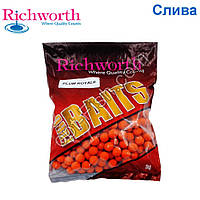 Бойлы Richworth euro boilies 'PLUM ROYALE'-слива 18mm, 1kg *