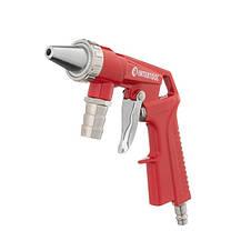 Пистолет пескоструйный пневматический со шлангом INTERTOOL PT-0706, фото 2