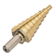 Сверло ступенчатое по металлу 4-20 мм INTERTOOL SD-5820, фото 2