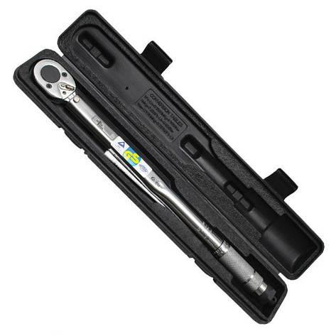 Динамометрический ключ INTERTOOL XT-9003, фото 2
