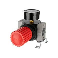 """Регулятор давления 3/4"""", 1-16 бар, 4500 л/мин, профессиональный INTERTOOL PT-1427, фото 3"""