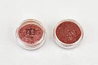 Пигмент перламутровый Винно-красный 764 (10-60 μm). Для мыла, маникюра, декора, смолы,бетона. 2 мл