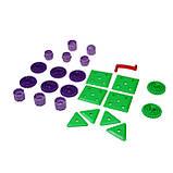 Магнитный конструктор 258 предметов, Магнитный конструктор 3D, Конструкторы, фото 7