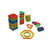 Магнитный конструктор 258 предметов, Магнитный конструктор 3D, Конструкторы, фото 8