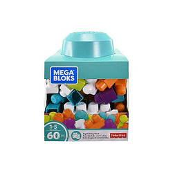 """Конструктор Mega Bloks - """"Первые строители"""" (Imagination Block Buildable Playset), 60 дет, 1+ (FPM52)"""