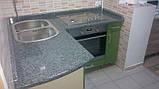 Стільниці на кухню та підвіконня з граніту, фото 3