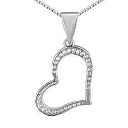 Подвеска Twiddle jewelry Сердце (П125)