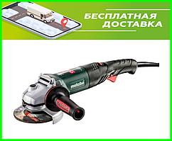 Угловая шлифовальная машина Metabo WEV 1500-125 Quick RT